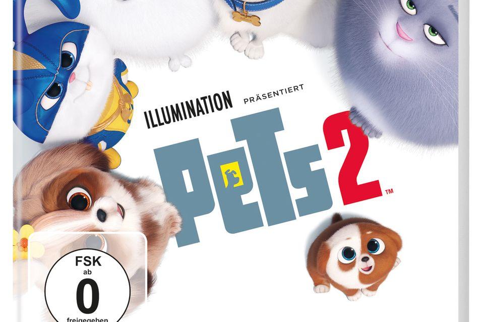 Pets 2 -ab dem 25. Oktober auf DVD und Blu-ray erhältlich
