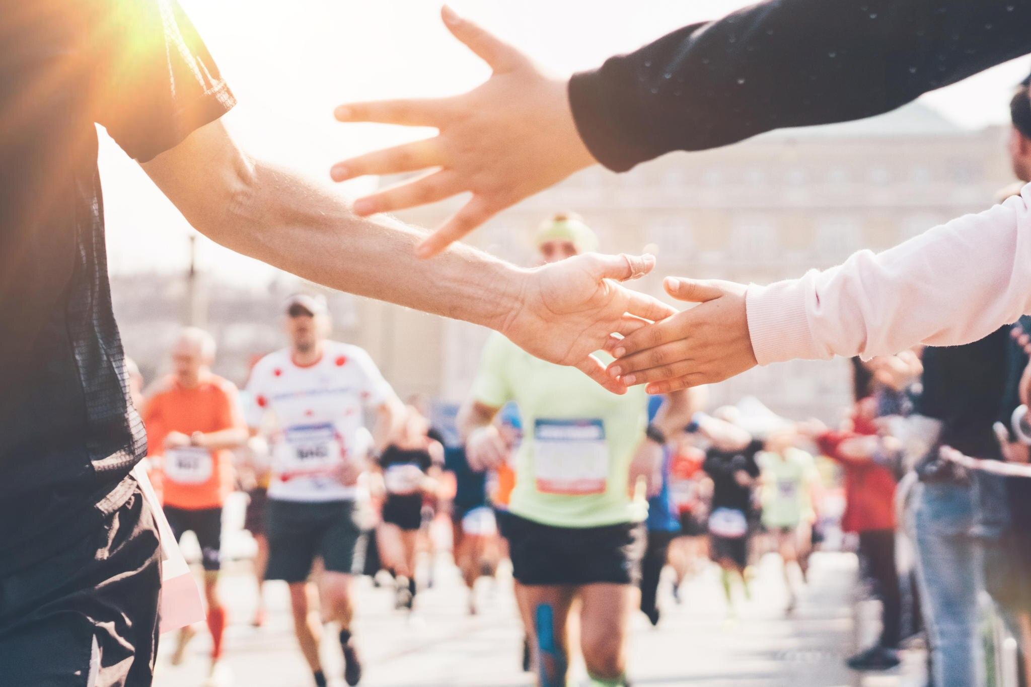 In München ist ein 14-Jähriger versehentlich einen Marathon gelaufen (Symbolbild).