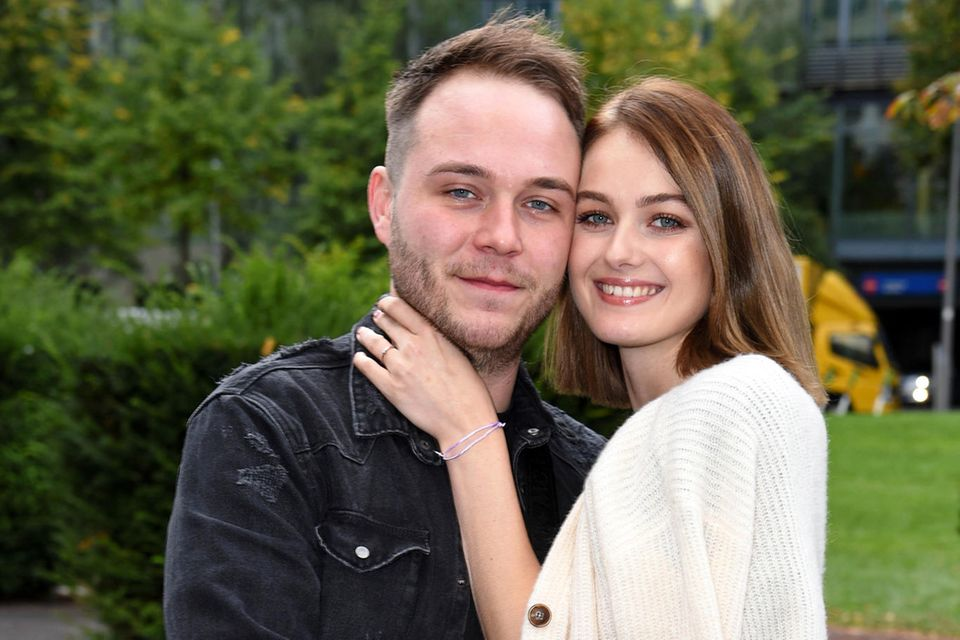 Roman Tamkan und Vanessa Stanat