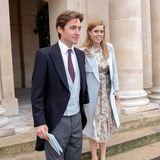 Die Hochzeitsgäste Prinzessin Beatrice und ihr Verlobter Edoardo Mapelli Mozzi werden selbst bald vor dem Traualtar stehen.