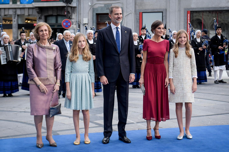 Spanien zwillinge von letizia Charlène, Máxima,