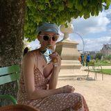 Diane Kruger genießt das sommerlich-süße Leben in ihrer Lieblingsstadt: Paris!