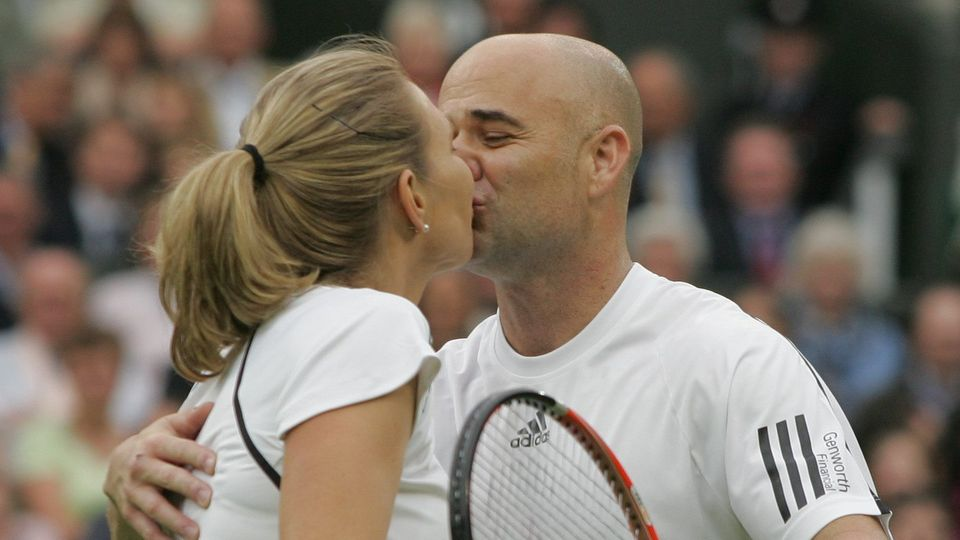 Andre Agassi & Steffi Graf: Sohn Jaden will Baseball-Profi werden