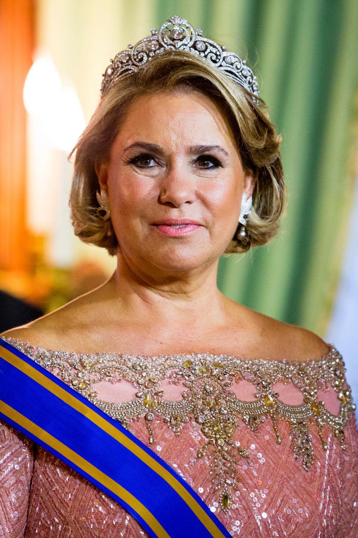 Großherzogin Maria Teresa von Luxemburg (* 1956)