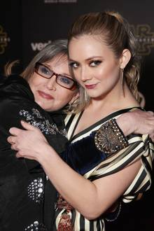 Carrie Fisher : Tochter Billie Lourd gedenkt ihrer mit emotionalem Video
