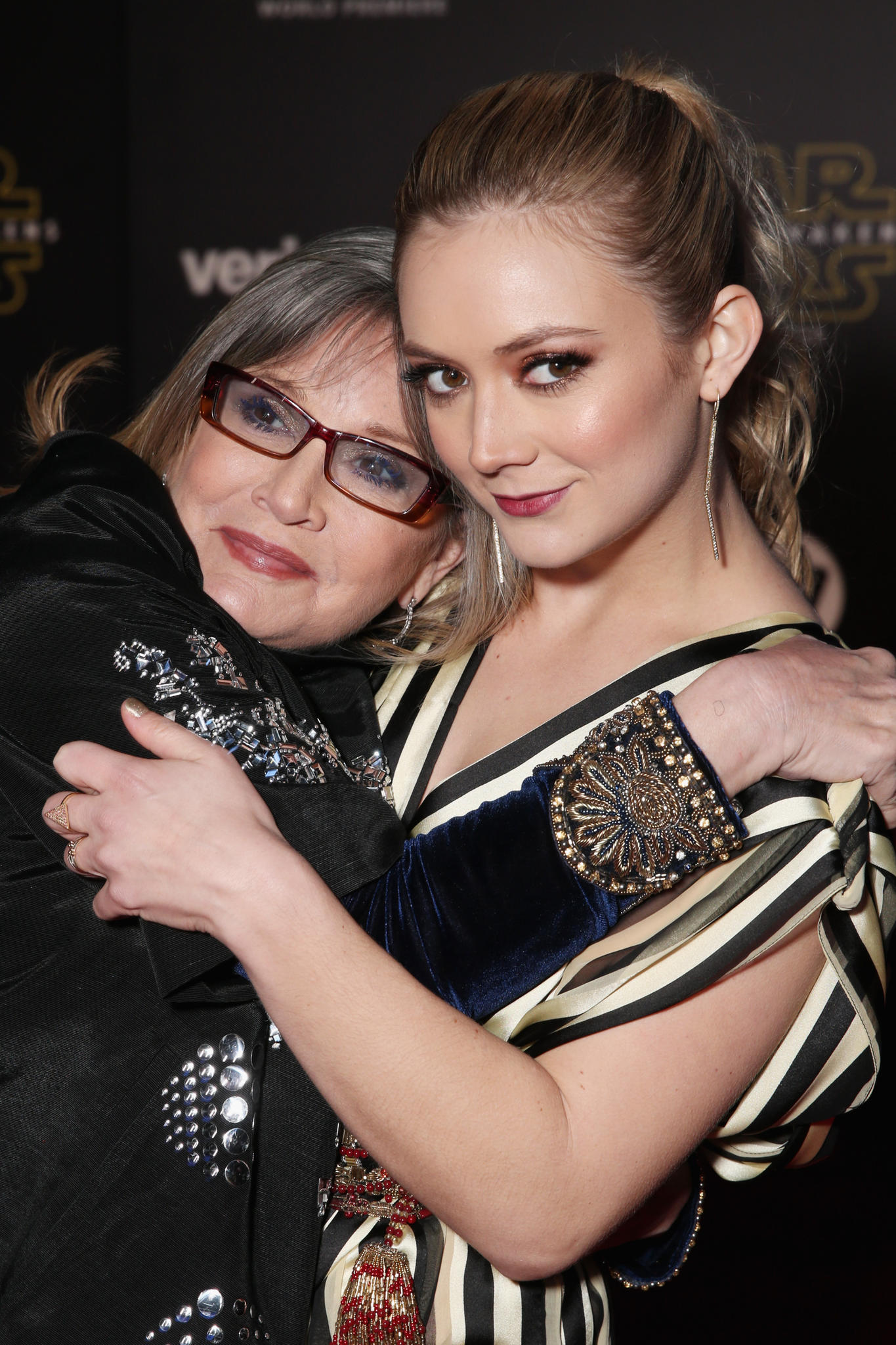 Carrie Fisher : Tochter Billie Lourd gedenkt ihrer mit emotionalem Video