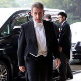 Frankreichs ehemaliger Präsident Nicolas Sarkozy ist geladen.