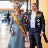 Wenn sie kommen, ist gute Laune vorprogrammiert. Königin Máxima und ihr Ehemann König Willem-Alexander der Niederlande besuchen stilsicher die Krönungszeremonie von Kaiser Naruhito in Tokio.