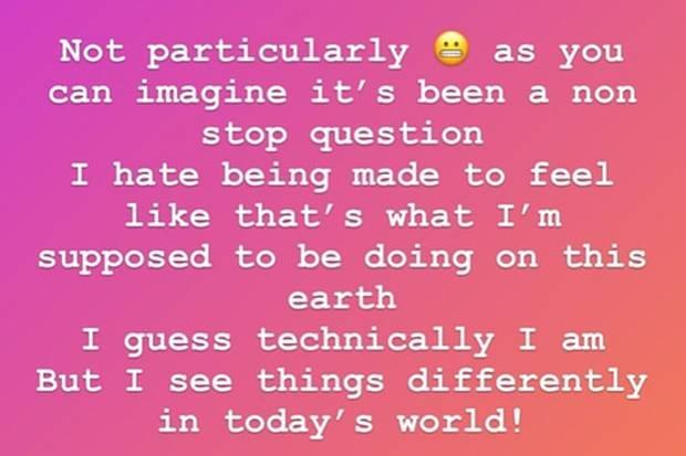 Ellie Goulding : Sie fühlt sich von Schwangerschafts-Frage angegriffen