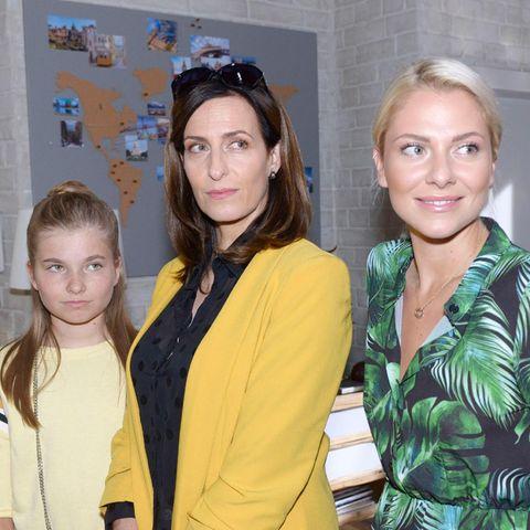Johanna, Katrin und Sunny haben alle eine Schwäche für Nihat