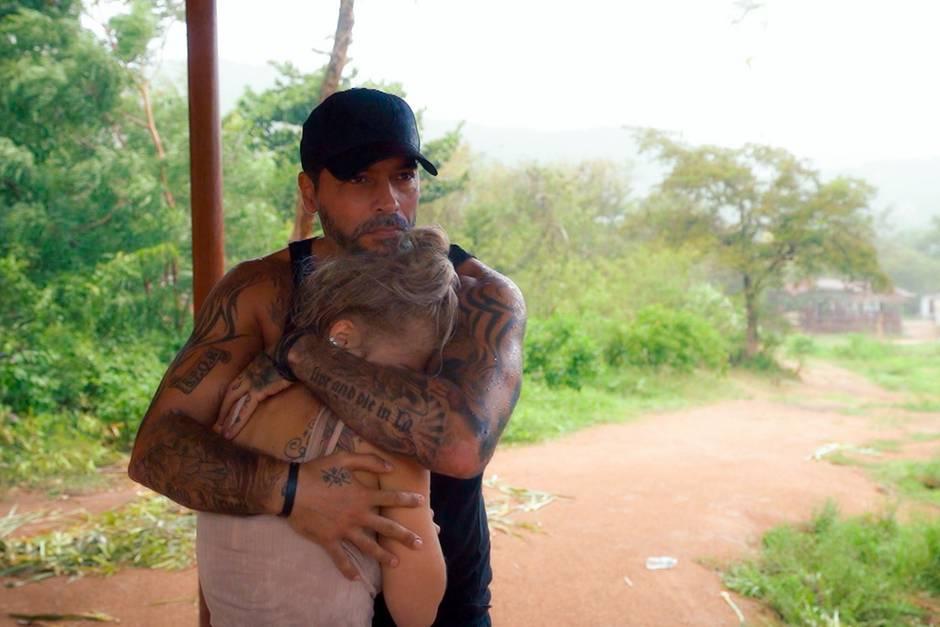 """""""Bachelor in Paradise"""": Michelle lässt sich von Aurelio trösten"""