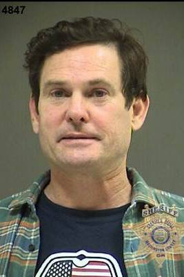Henry Thomas bei der Festnahme imWashington County Gefängnis