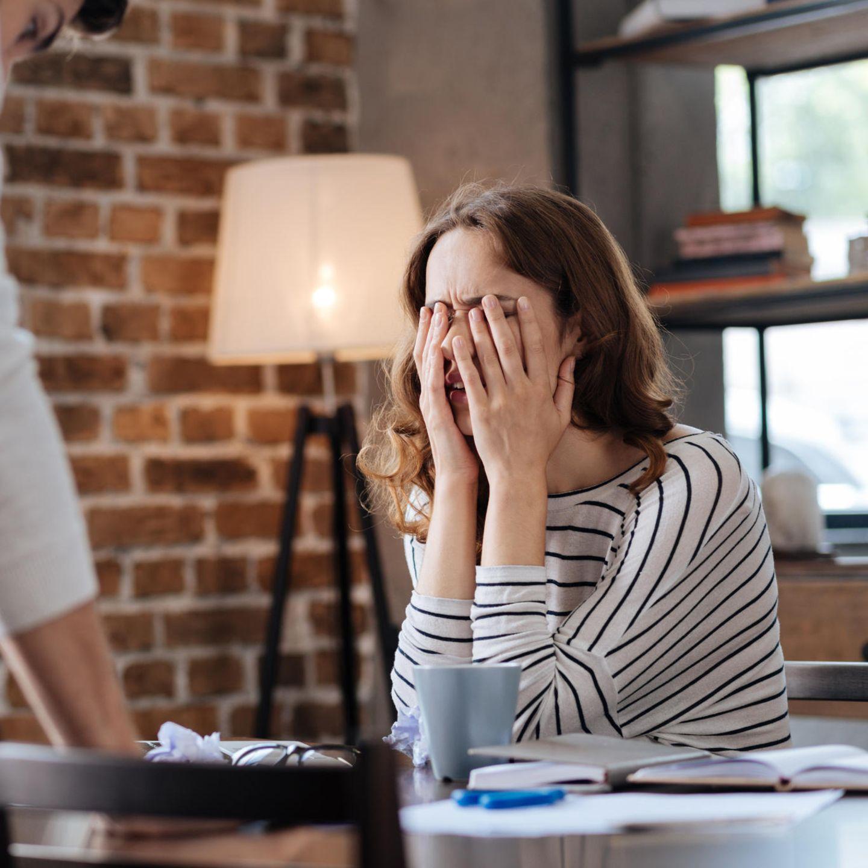Es kostet wahnsinnig viel Energie, in einertoxischen Beziehungzu sein