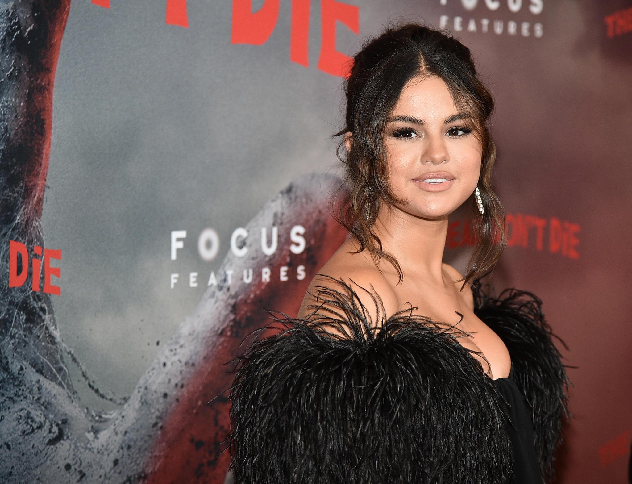 Selena Gomez feiert ihr musikalisches Comeback