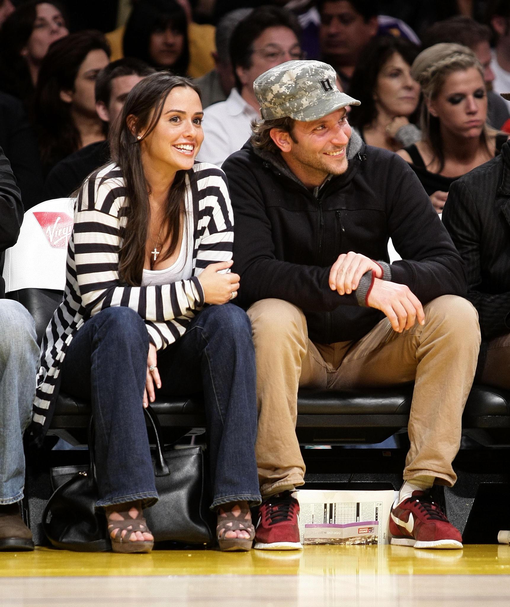 Isabella Brewster und Bradley Cooper