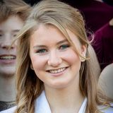 Gelukkige verjaardag, Elisabeth!Wir gratulieren der Kronprinzessinvon Herzen.