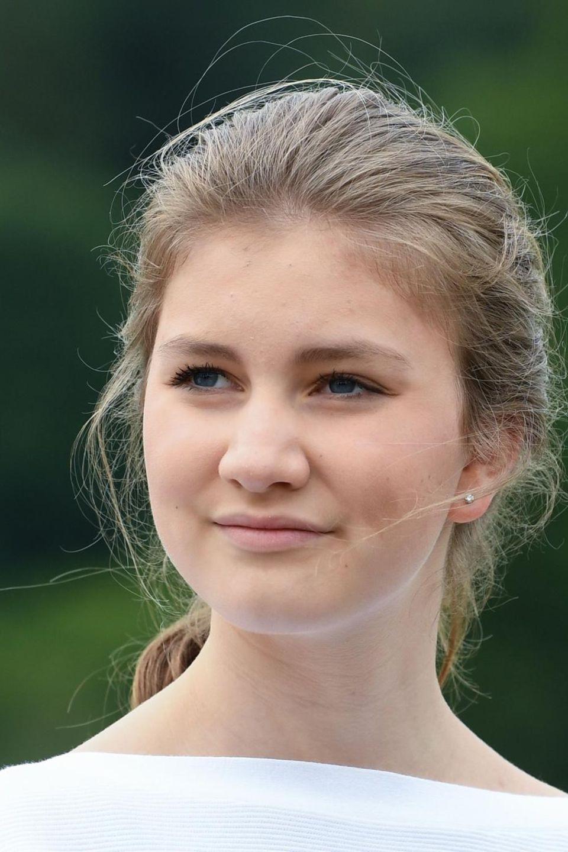 Prinzessin Elisabeth von Belgien, Herzogin von Brabant und künftige Königin der Belgier (*2001)
