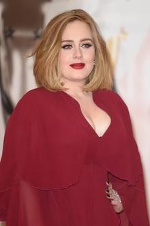 So kennen wir Adele – zumindest bisher. Denn die Britin hat sich jüngst ganz schön verändert…