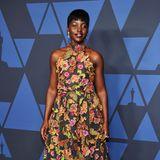 Frühlingsgleich: Lupita Nyong'oin Givenchy