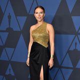 Goldig, glitzernd, glamourös: Scarlett Johanssonin Céline