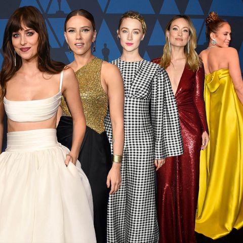 Governors Awards 2019: Die Tops und Flops der Ehrenoscars mit Jennifer Lopez und Co.