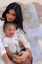 Kylie Jenner + Stormi Webster