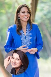Sofia Khan analysiert für GALA die Outfits, die Herzogin Catherine während ihrer Reise nach Pakistan trug.