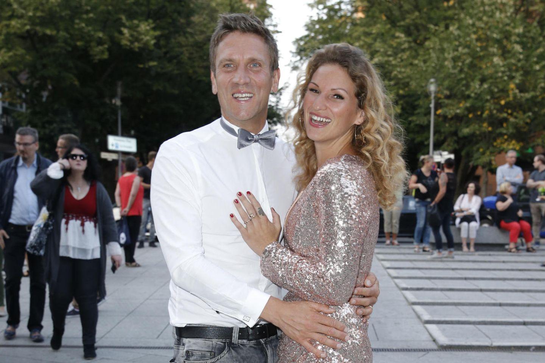 Peer Kusmagk und Janni Hönscheid