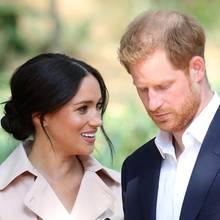 Herzogin Meghan und Prinz Harry auf ihrer Reise durch Afrika 2019