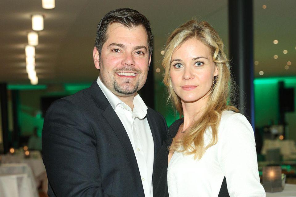 Daniel Fehlow und Jessica Ginkel