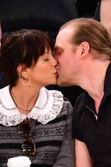 Lilly Allen und David Harbour