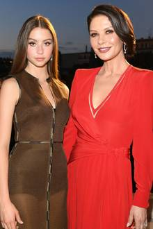 Catherine Zeta-Jones mit ihrer Tochter Carys Douglas
