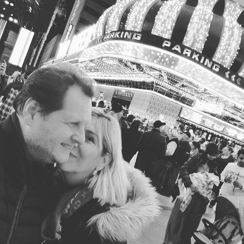 Daniela Büchner trauert um ihren Mann Jens Büchner. Er wäre heute 50 Jahre alt geworden.