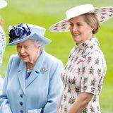 Queen Elizabeth und Gräfin Sophie von Wessex