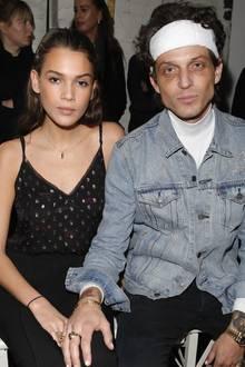 Giannina und Carl Jakob Haupt im Februar 2018