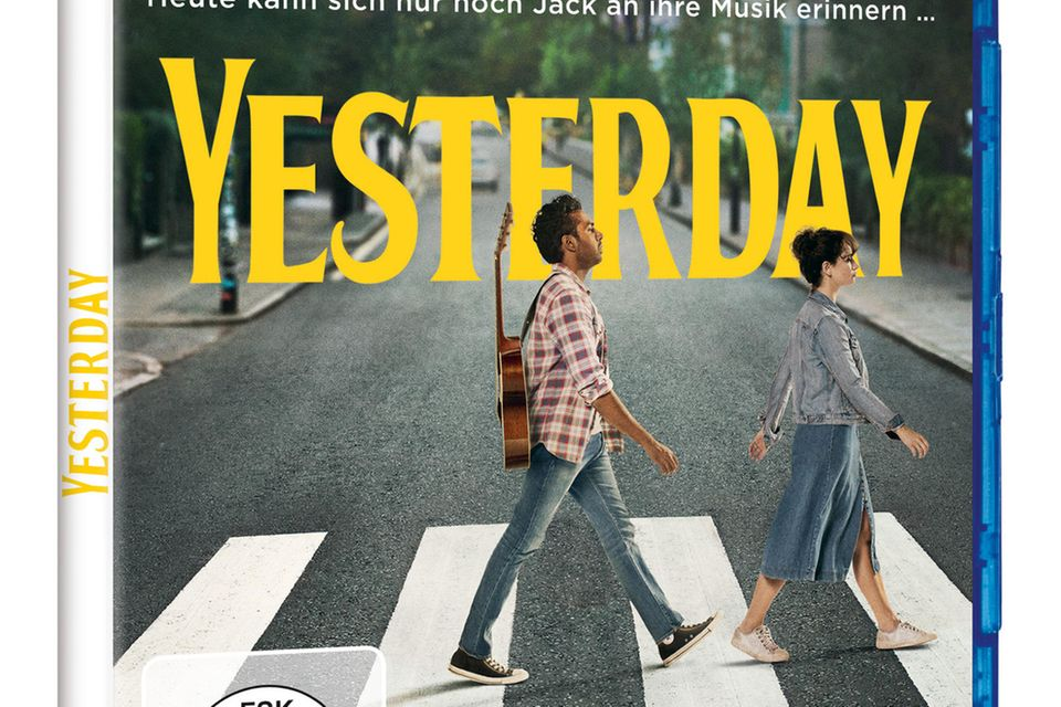 """""""Yesterday"""" -ab sofort auf DVD, Blu-ray und 4k Ultra HD erhältlich"""