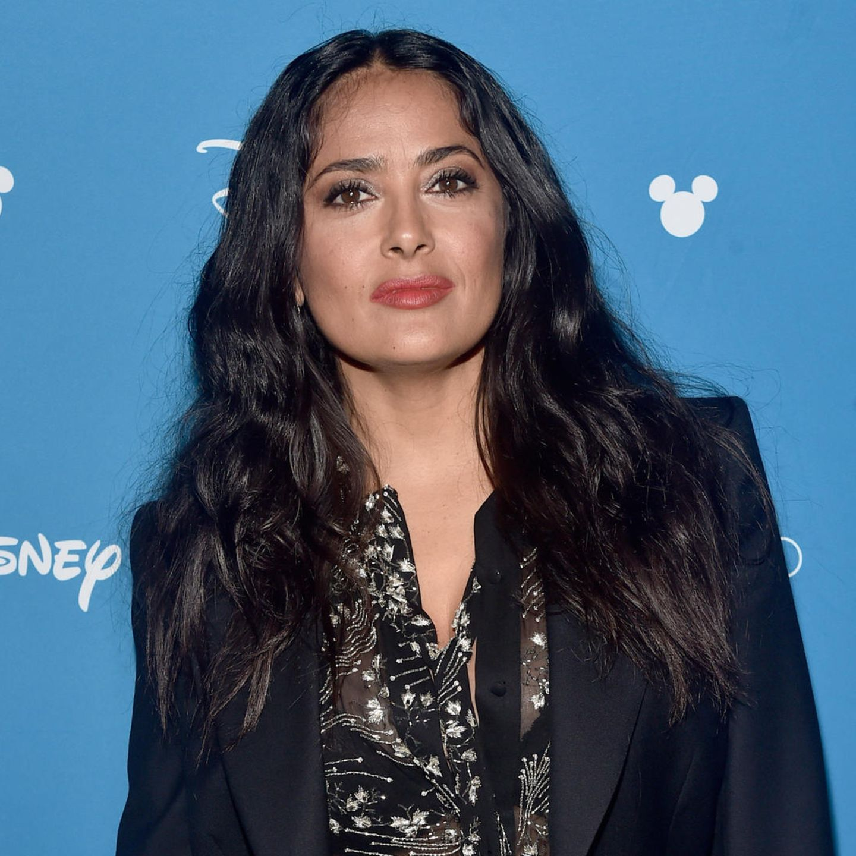 News Im Video Salma Hayek Sorgt Mit Bikini Foto Für Lacher Gala De