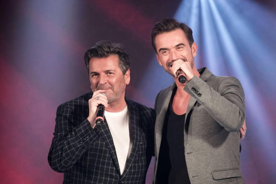 Thomas Anders und Florian Silbereisen