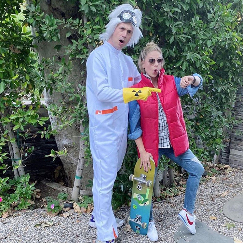 Für Freddie Prinze Jr. und Sarah Michelle Gellar geht's zurück in die Zukunft.