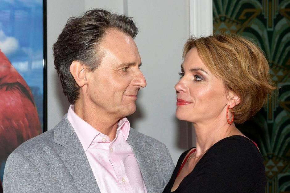 Joachim Gerner und Yvonne können ihr Missverständnis klären