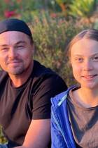 1. November 2019  In höchsten Tönen spricht HollywoodstarLeonardo DiCaprio überAktivistin Greta Thunberg und ihre Arbeit. Wir sind gespannt, was die beiden einflussreichen Umwelt- und Klimaschützer für die Zukunft beim Treffen geplant haben, bei dem dieses Foto entstand.