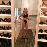Heiß, heißer, Melanie Griffith: Kaum zu glauben, dass die US-amerikanische Schauspielerin schon 62 Jahre ist. Mit diesem Instagram-Fotowirbt siefür ein Unterwäschelabel und das völlig zurecht! In schwarzen High-Heels präsentiert sie die Lingerie undzeigt sie ihren Wahnsinnskörper.