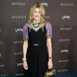 Auch Laura Dern trägt Gucci.
