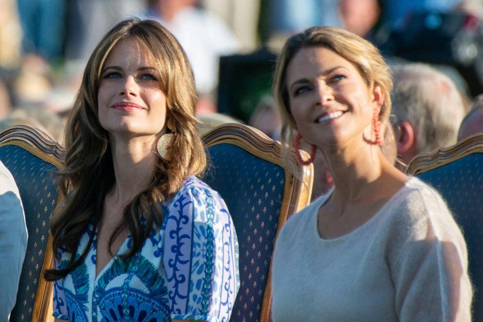 Prinzessin Sofia will neben Prinzessin Madeleine bestehen und ihr Profil schärfen.