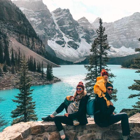 Lisa und Philipp sind mit ihren Kindern Paul und Frieda auf Weltreise.