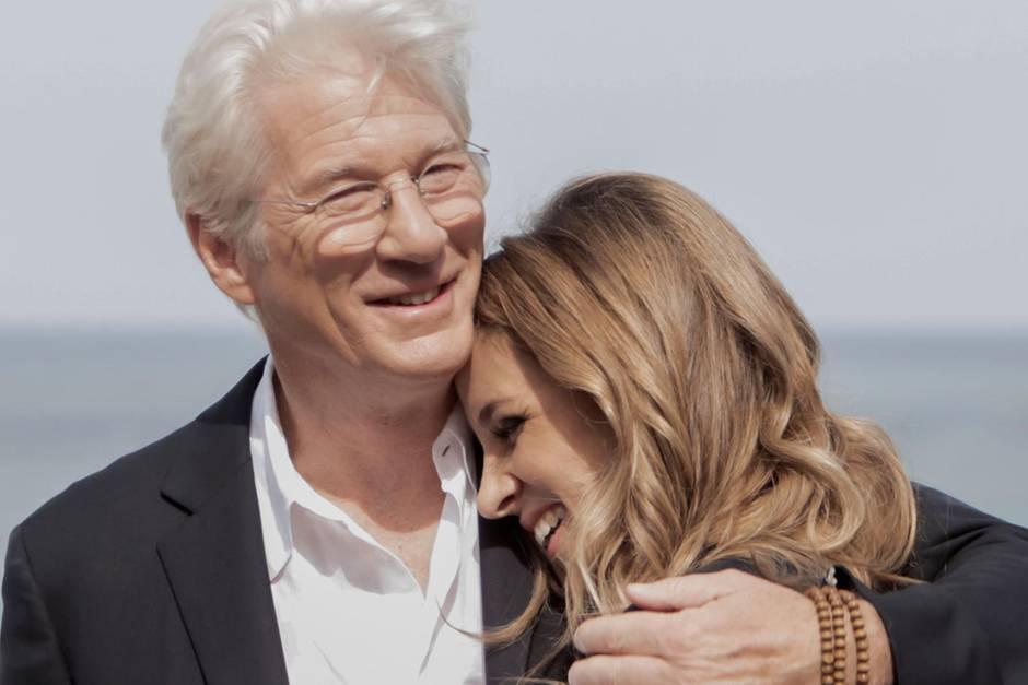 Richard Gere und Alejandra Silva erwarten wieder Nachwuchs