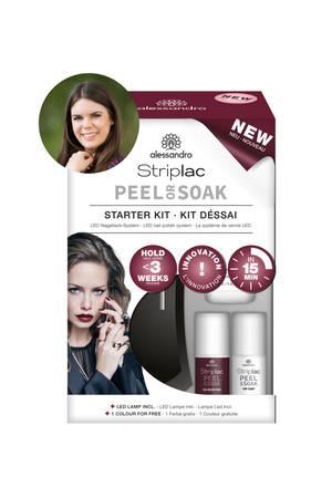 """Spontane Farbwechsel sind mit der """"Striplac Peel or Soak""""-Methode von alessandro jederzeit möglich. Dabei muss ich nicht auf Haltbarkeit und Brillanz verzichten."""
