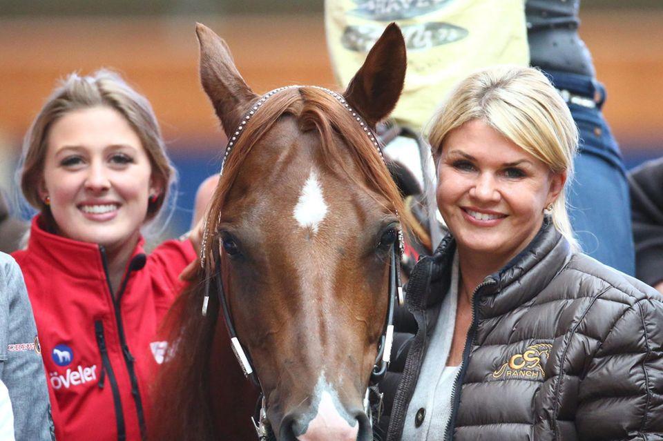Gina und Corinna Schumacher