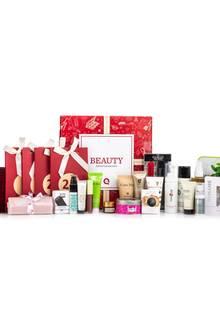 24 kleine Schönheits-Highlights aus dem QVC Beauty-Sortiment versüßen Ihnen die Zeit bis zum Heiligen Abend. Mit den beiliegenden Päckchen basteln Sie sich ganz leicht den Adventskalender selbst, kostet ca. 50 Euro.
