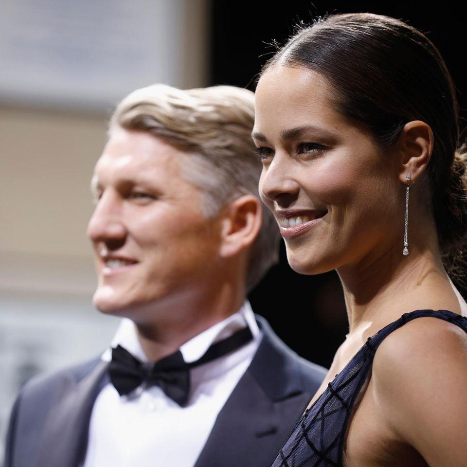 Bastian Schweinsteiger + Ana Ivanovic